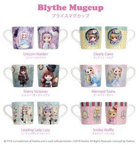 ブライス☆Blythe♪人気のマグカップに新柄登場♪( *´艸`)☆