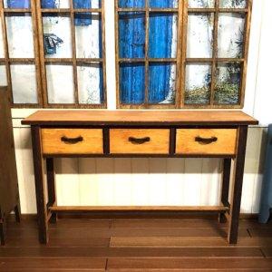 【ミニチュア家具】1/6ドールサイズ♪カウンターテーブル♪ハンドメイドキット( *´艸`)♪